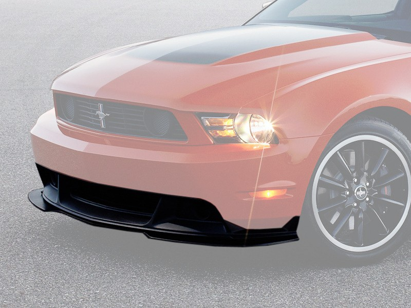 2010 2012 Mustang Gt Boss 302 Front Lower Fascia Amp Chin