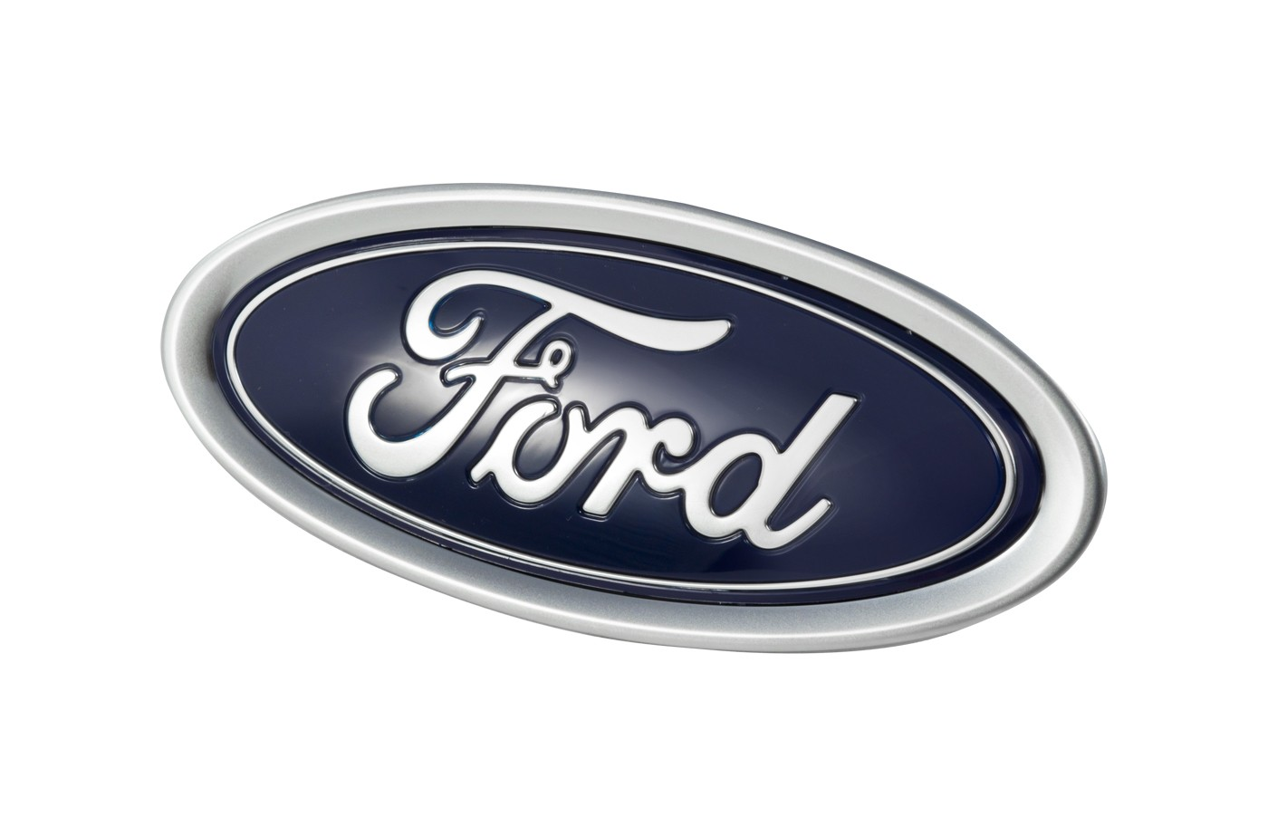 2017 Ford Gt Supercar Genuine Ford Oval Front Bumper Logo