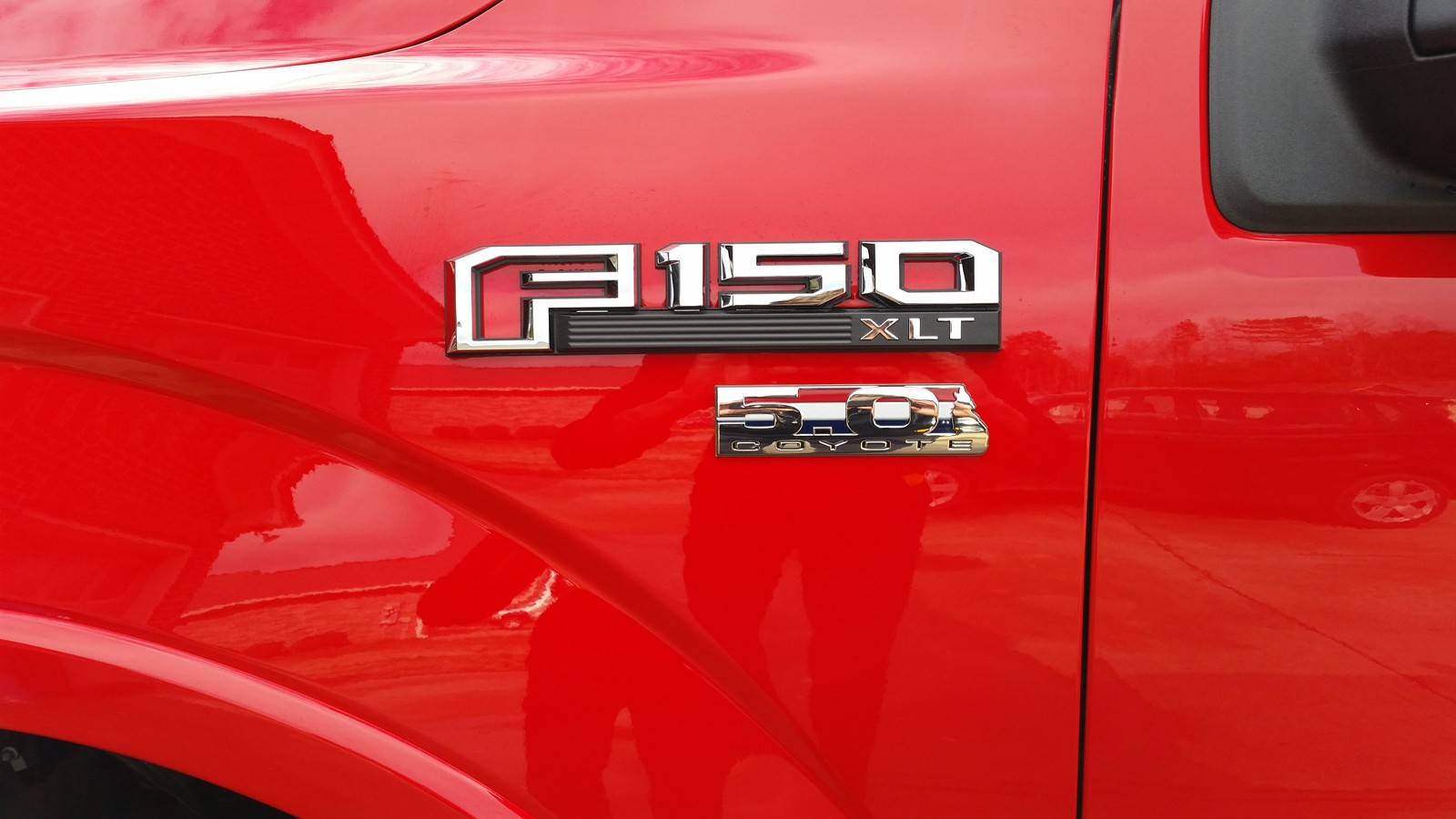 2011 2014 Mustang Gt F 150 5 0 Coyote Chrome Emblem