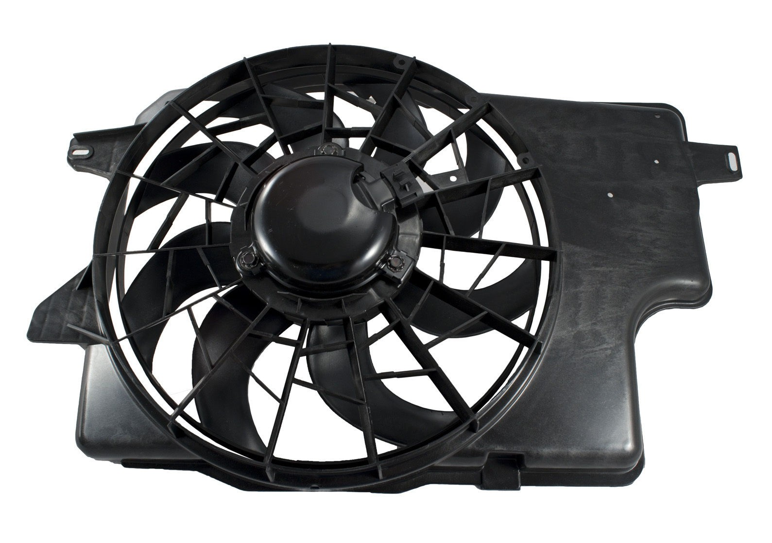 New Ford Focus >> 1994-1996 Mustang V6 3.8L Radiator Electric Engine Cooling Fan, Shoud Motor Unit - Engine ...
