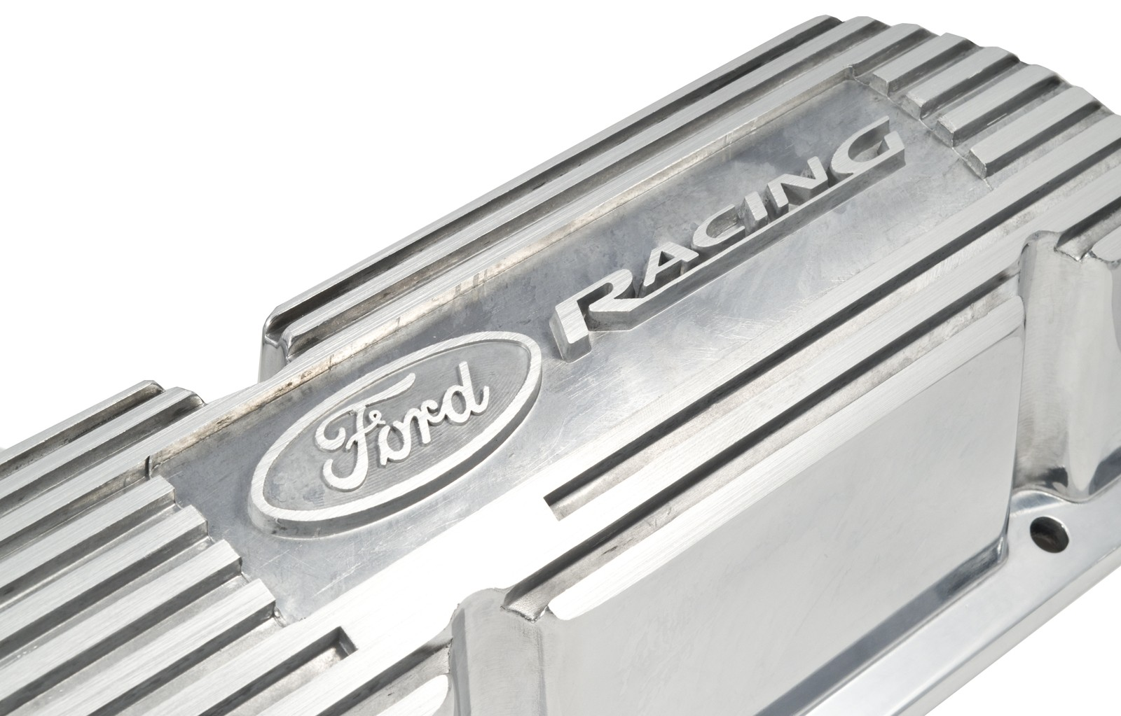 Mustang 289 302 351w Ford Racing Polished Aluminum Engine
