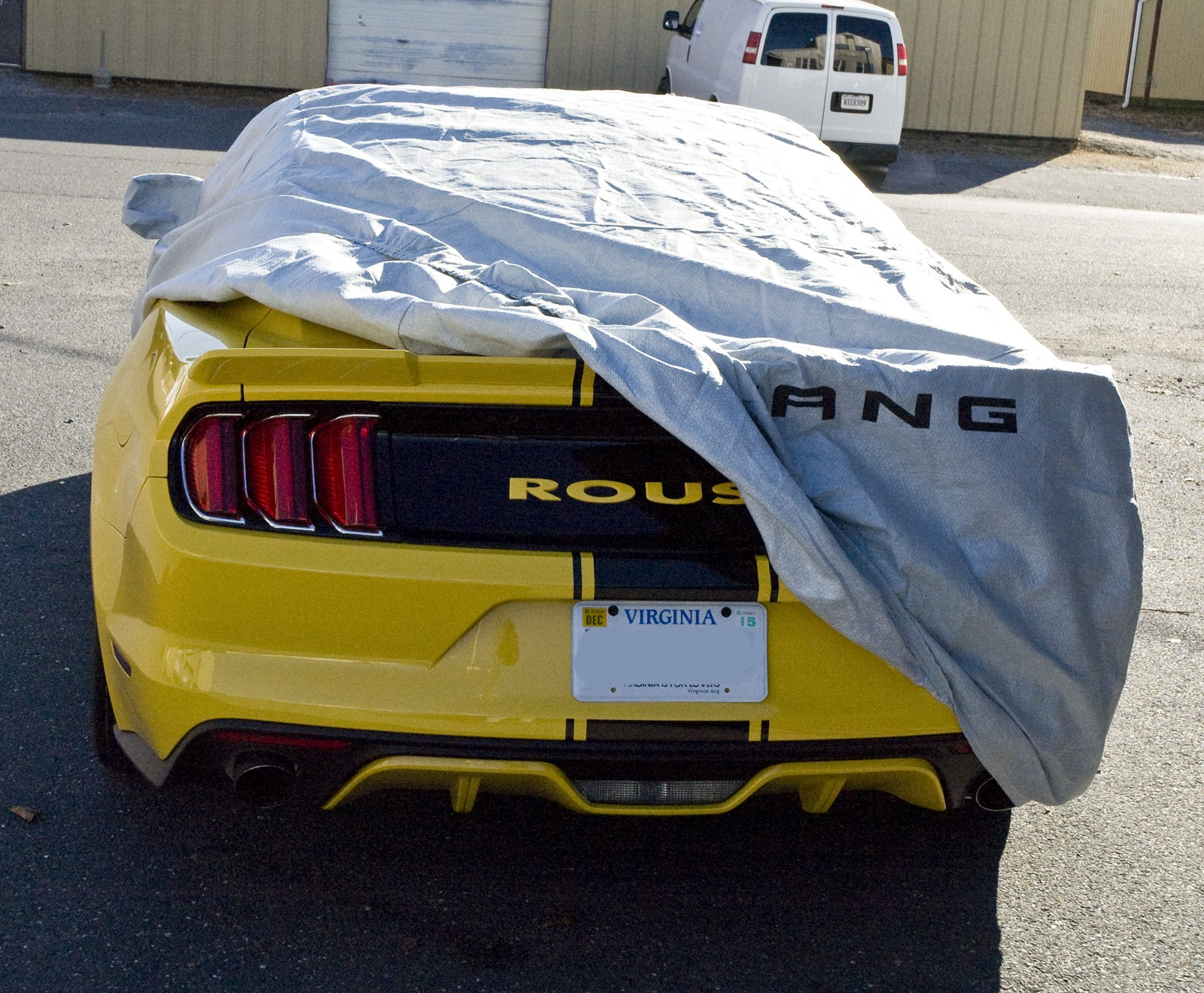 2015 2017 Genuine Ford Mustang Fastback Outdoor Noah
