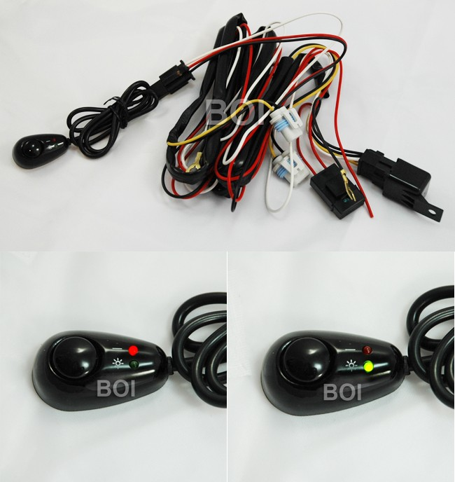 1994 2004 Mustang Fog Light Wiring Harness And Switch