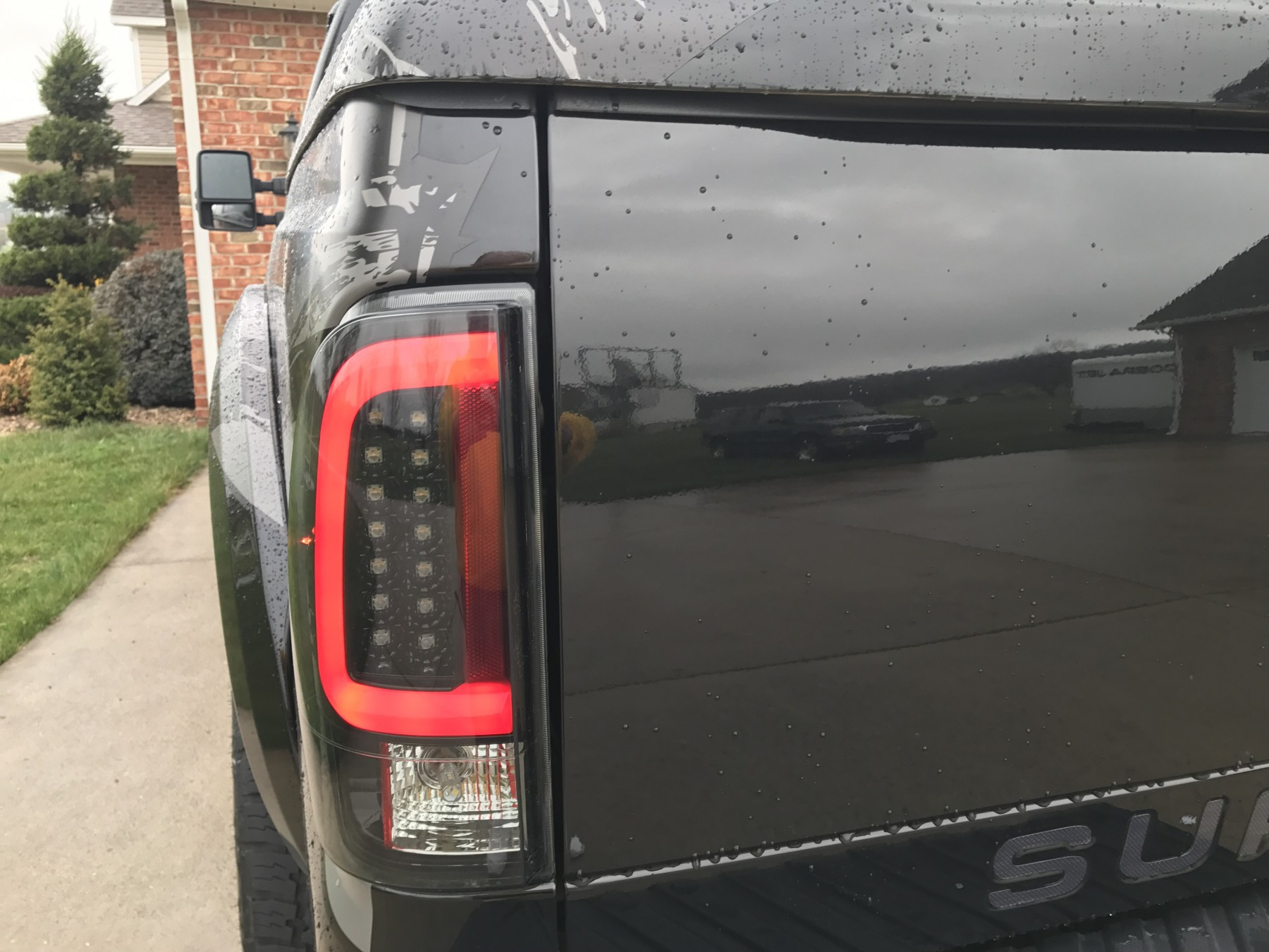 2008 2016 Ford F250 350 450 Super Duty Recon Smoked Led