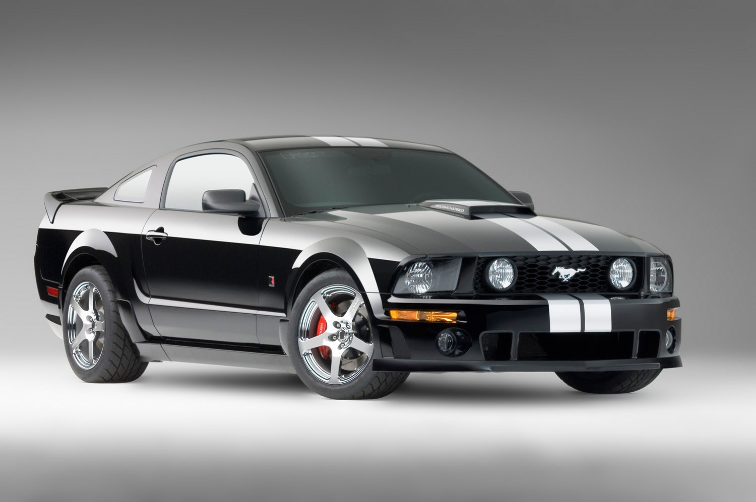 Ford Mustang Cobra 2005 2005-2009 Ford Mustang...