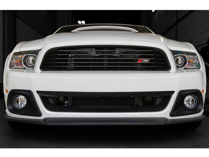 2013 2014 Roush Mustang Lower Bumper Fog Light Kit