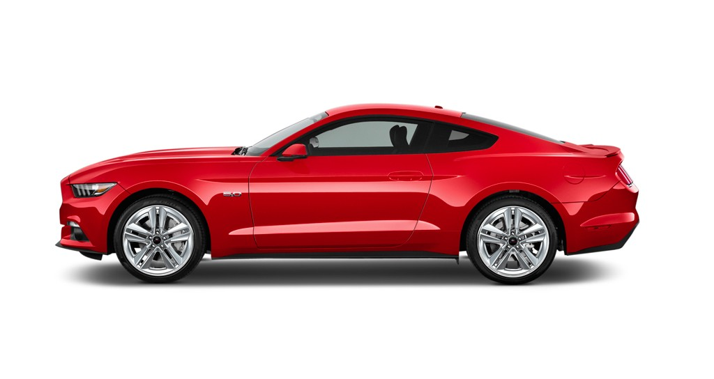 2015 2017 Mustang Ecoboost I4 Performance Pack Wheel 19 Quot X