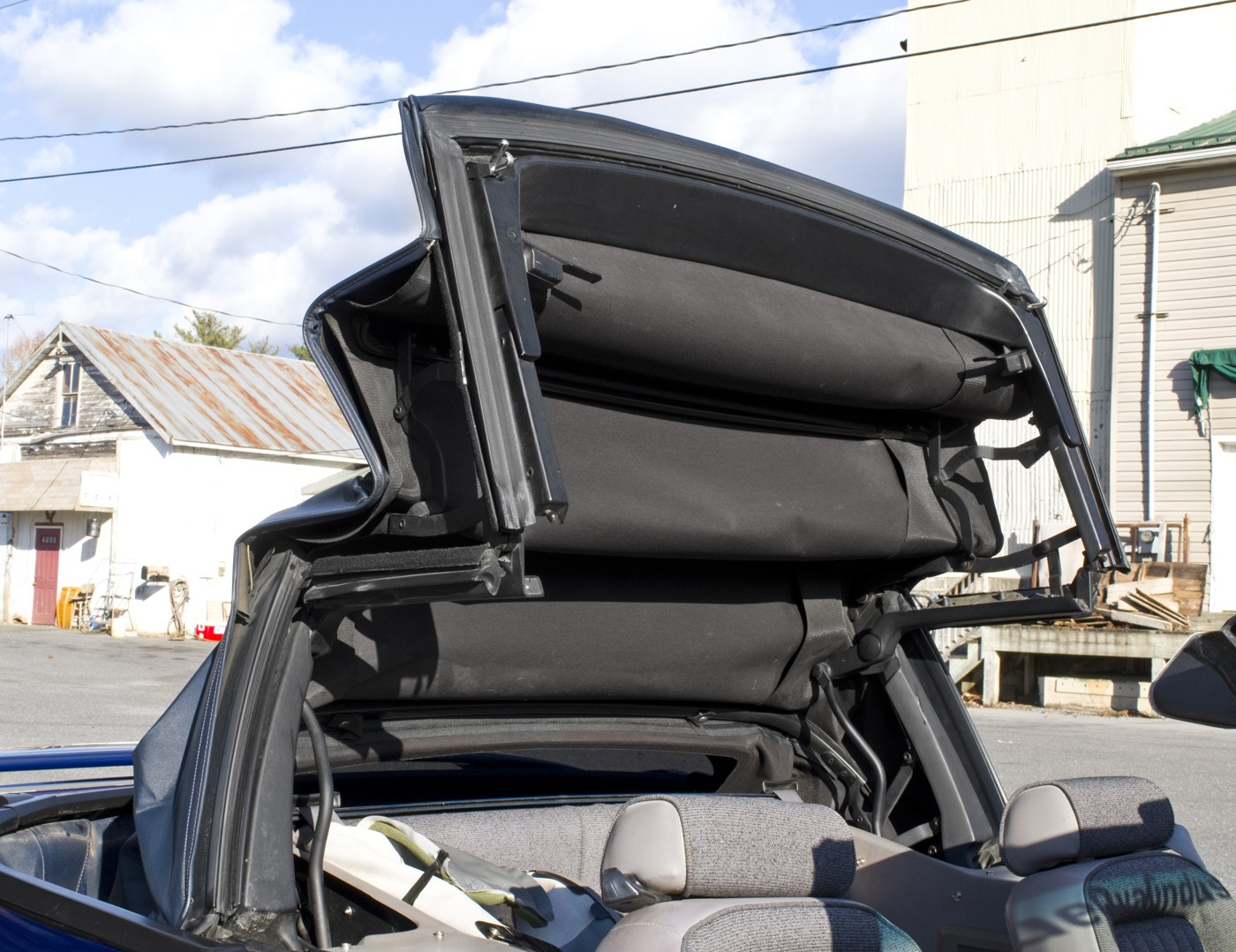 1983 1993 Ford Mustang Convertible Top Side Rail Rubber