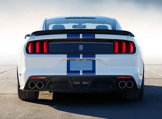 2015-2017 Mustang Genuine Ford Shelby GT350 Track Pack ...