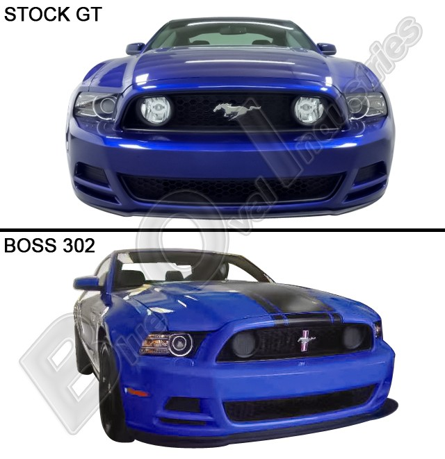 Ford Gt 2014 Price: 2013-2014 Ford Mustang GT Boss 302 Upper Grille Surround