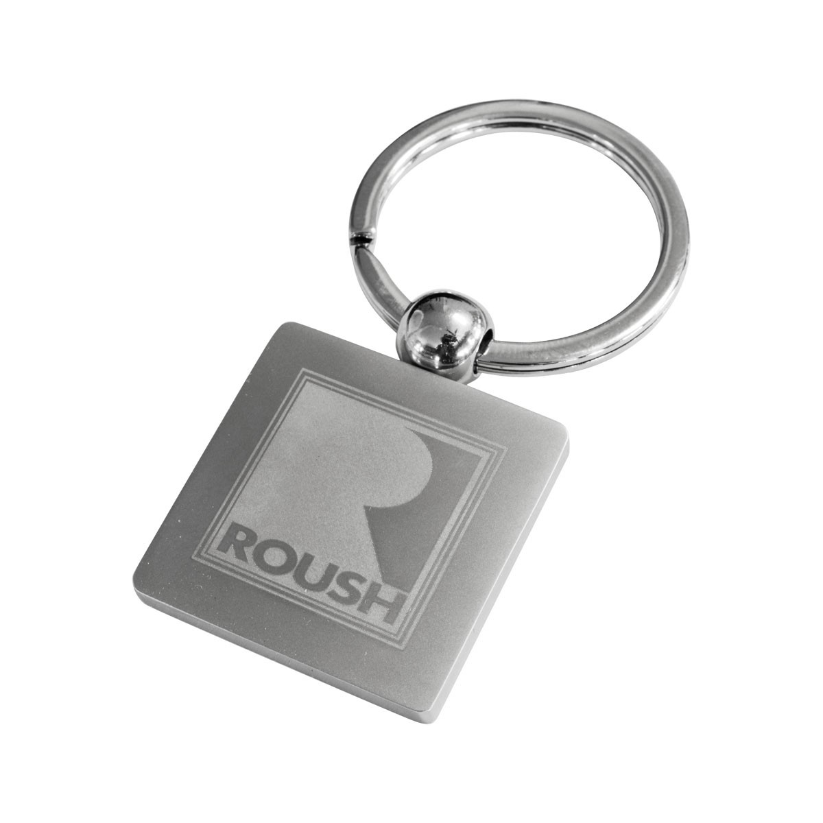 Ford Mustang F150 Roush Performance Metal Keychain