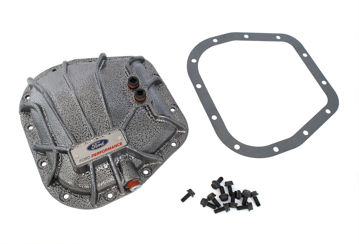 "F-150 Raptor Ford Performance M-4033-F975 9.75"" Rear End Differential Axle Girdle Cover Kit"