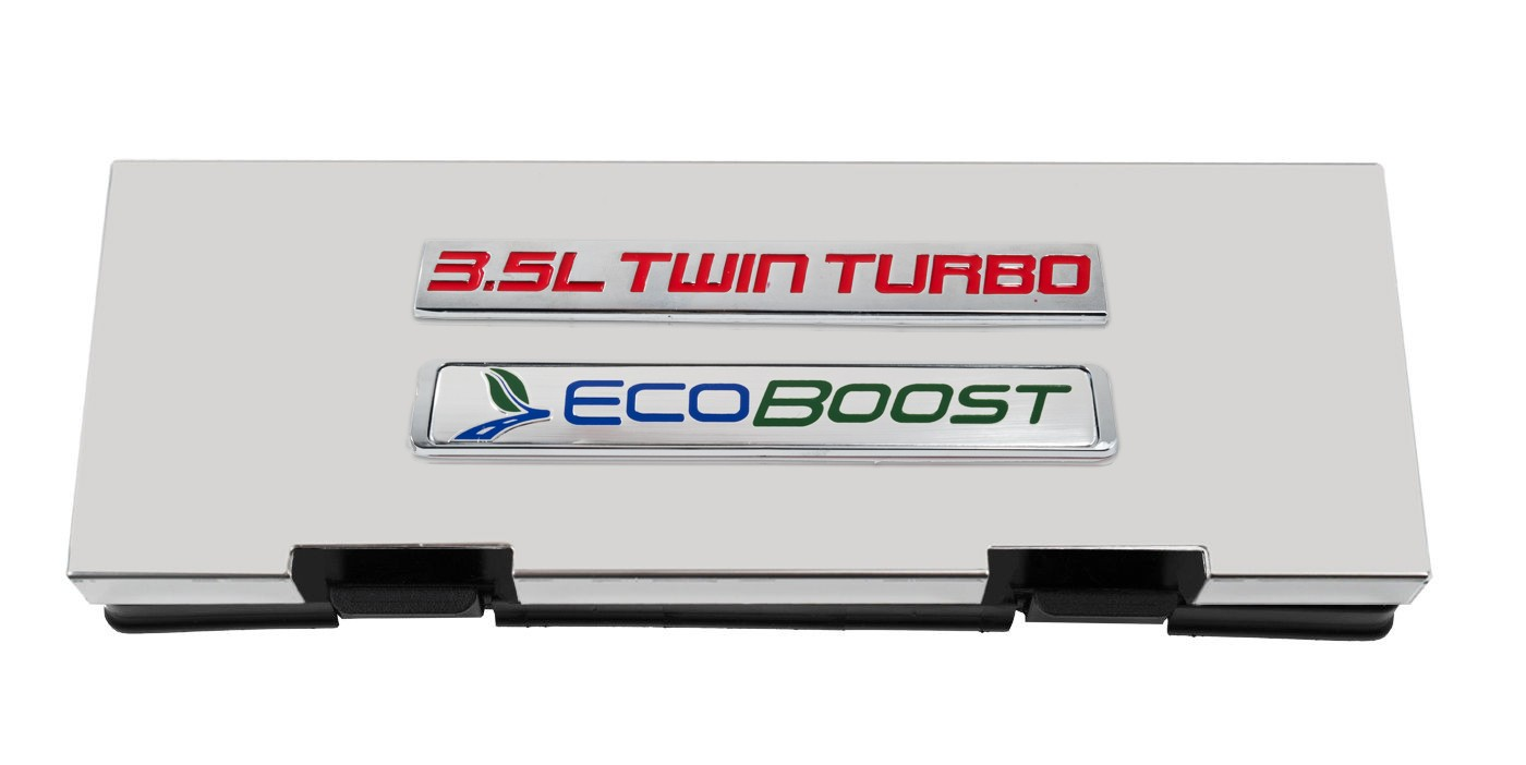 en0200 eco__1 2010 2014 ford f150 stainless fuse box cover w 3 5l twin turbo  at gsmx.co