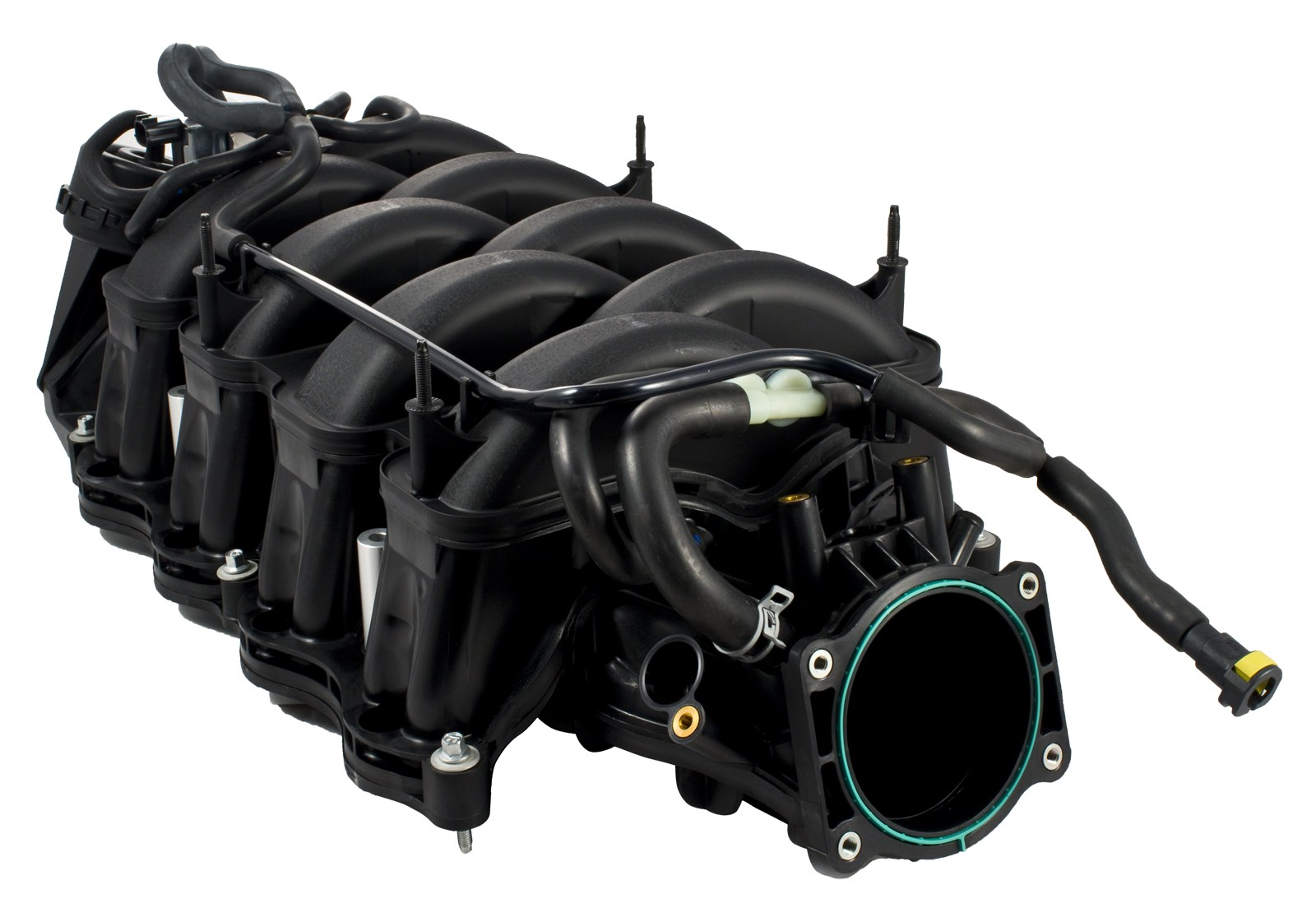 2015 2017 mustang gt 50 ford racing shelby gt350 engine intake manifold kit