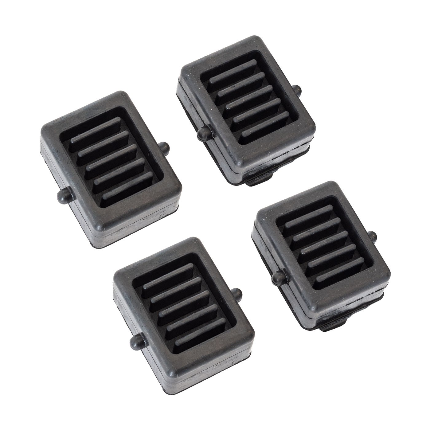 1994-2004 Ford Mustang or Cobra A/C Condenser Rubber Insulators Set of 4