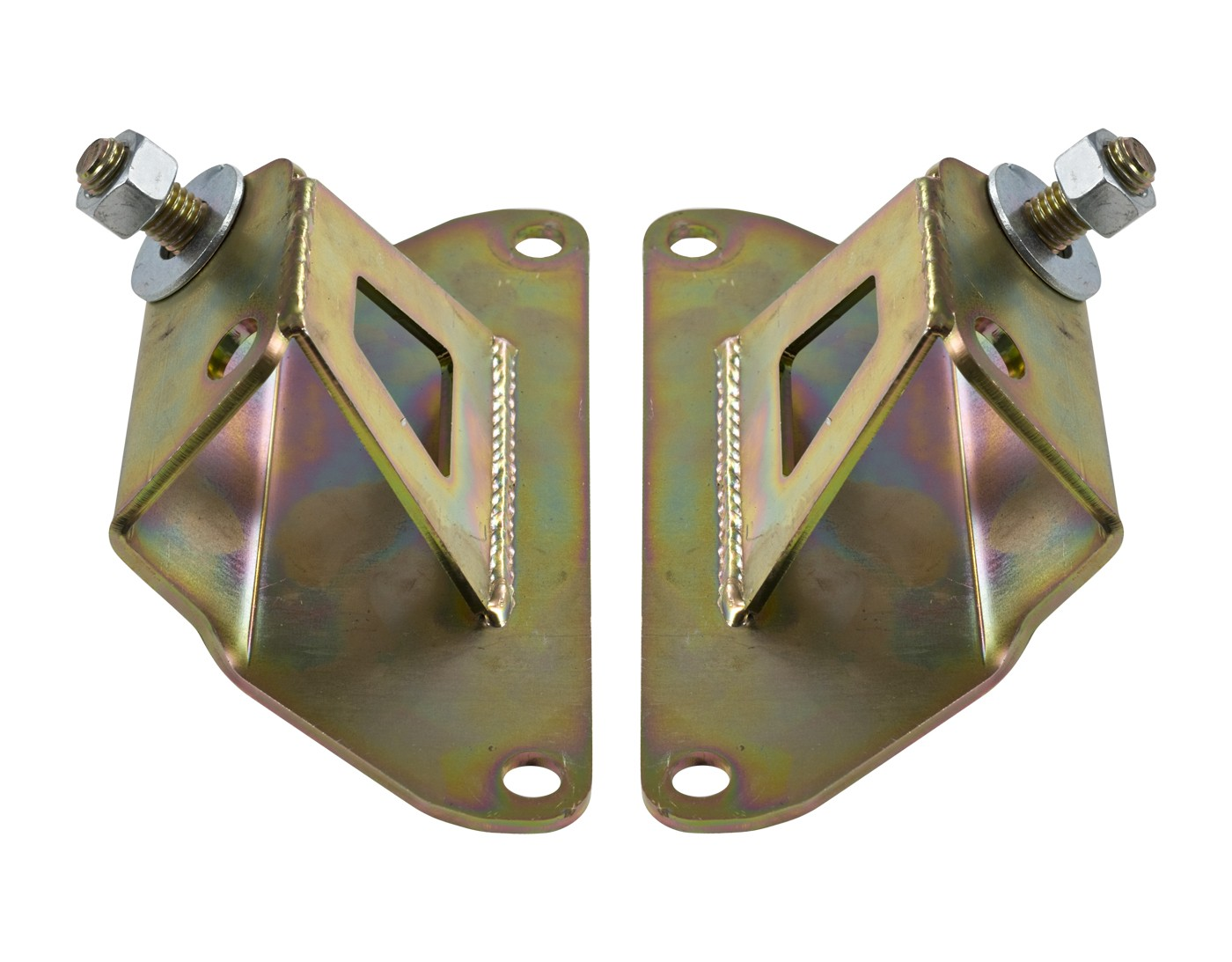 1984-1995 Mustang LX & GT 5.0L Solid Engine Motor Mounts