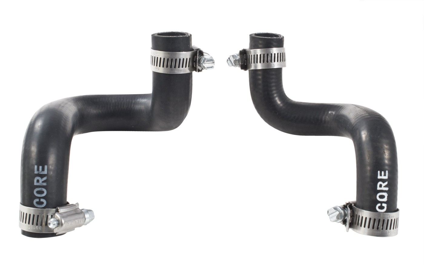 """1986-1993 Mustang 5.0 V8 Engine Coolant Rubber Heater Core Supply Hose 3//4/"""""""