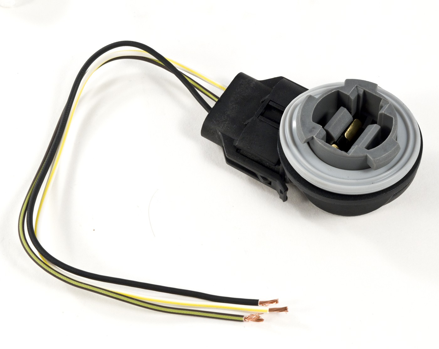 1994-1998 Mustang or Cobra Front Parking Turn Signal 3157 Light Socket  Connector & Wiring Harness