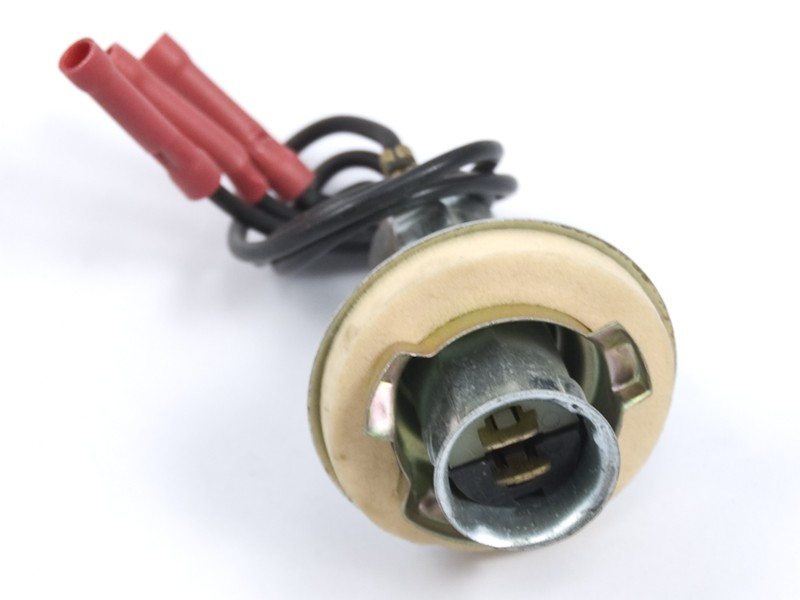 1979-1982 Ford Mustang Rear Taillight Light Bulb Socket with Wiring