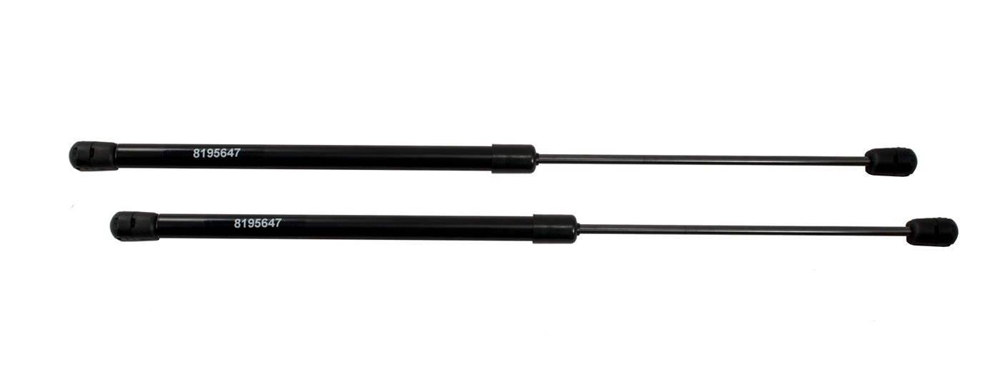 1994-2004 Mustang Rear Trunk Lid Lift Cylinder Support Struts (Pair)