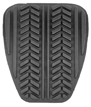 1994-2004 Mustang or Cobra 5-Speed Manual Clutch OR Brake Pedal Rubber Pad