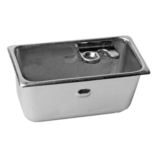 1994-1998 Mustang Stainless Steel Ash Tray Ashtray Bucket Receptacle