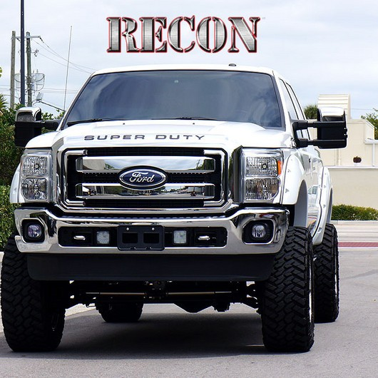 2008-2015 Ford Super Duty Front Hood Grill Grille Letter ...