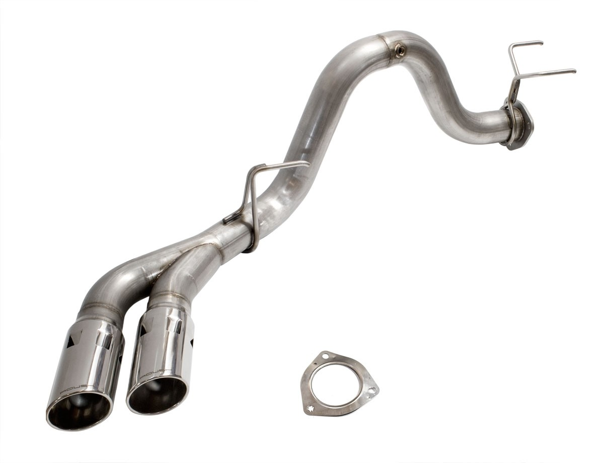 "2017-2019 Ford F250 Super Duty 6.7L Diesel Roush 422126 Exhaust System w/ 5"" Tips"