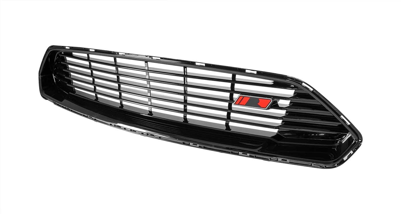 2018-2021 Ford Mustang Roush 422275 Front Upper Fascia Grille w/ Emblem