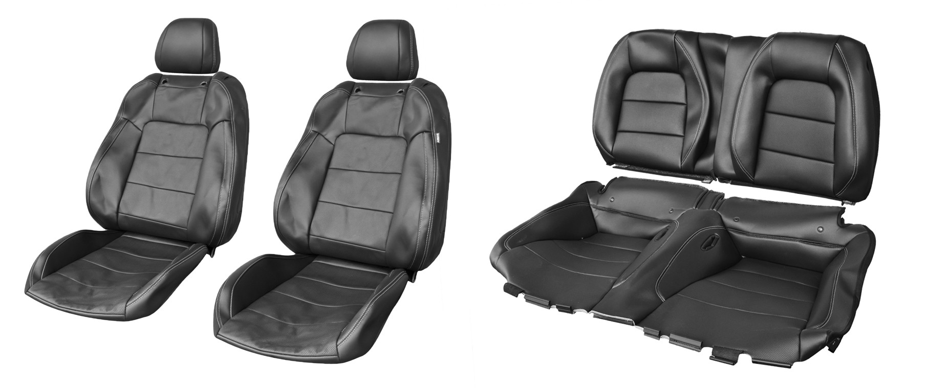 Marvelous Mustang Leather Seat Covers Oem Andrewgaddart Wooden Chair Designs For Living Room Andrewgaddartcom