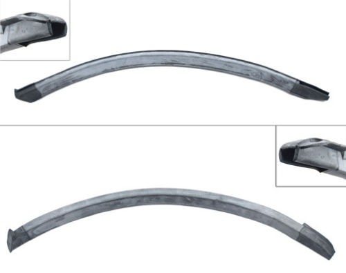 1987 Ford Mustang Convertible Pillar Post Weatherstrip Seals - Pair (LH & RH)