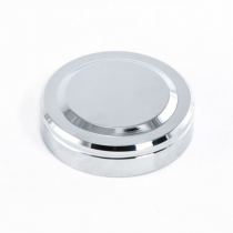 1986-2013 Ford Mustang Triple Chrome Plated Billet Aluminum Oil Cap Cover