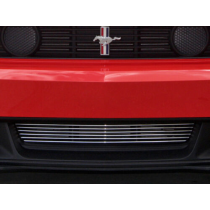 2012 & 2013 Mustang Boss 302 Polished Billet Aluminum  Lower Grille