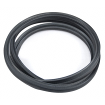 1979-1993 Ford Mustang Rubber Outer Weatherstrip Seal for Body of the Sunroof...