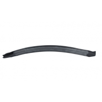 1983-1986 Ford Mustang Convertible Pillar Post Rubber Weatherstrips Seals - R...