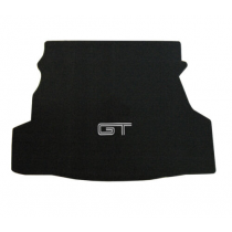 2010-2012 Mustang Coupe Lloyd Trunk Mat Black w/ GT Embroidery