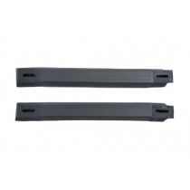 1983-1993 Ford Mustang Convertible Top Side Rail Weatherstrips - Pair