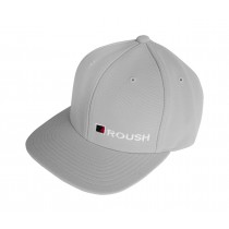 Roush Performance Mustang F150 Embroidered Grey Flat Bill Adjustable Hat Cap
