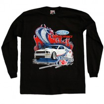Ford Racing Cobra Jet Long Sleeve Shirt