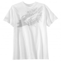 White Boss 302 Shadow T-Shirt