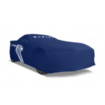 2020 Shelby GT500 Genuine Ford OEM Blue Indoor Car Cover w/ Cobra Logo