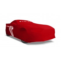2020 Shelby GT500 Genuine Ford OEM Red Indoor Car Cover w/ Cobra Logo