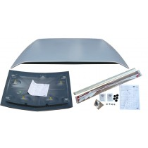 2010 Genuine Ford Mustang BOSS Hood Scoop Assembly Kit