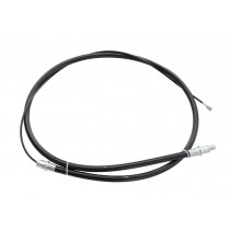 """1979-1992 Ford Mustang 70"""" Parking E-Brake Cable for Disc Brakes"""