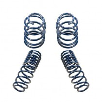 "2005-2010 Mustang GT Ford Performance Front & Rear Lowering Coil Springs 1.5"" Drop"