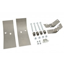 1979-2004 Mustang & Cobra Upper Control Arm Torque Battle Box Kit