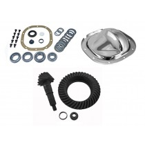 1986-2014 Mustang Ford Racing 8.8 4.10 Ring & Pinion Gears w Install Kit & Cover