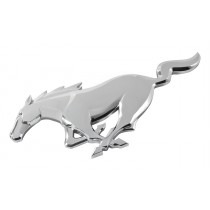 2015-2017 Genuine Ford OEM Mustang 7.5' x 2.5' Chrome Running Horse Pony Emblem