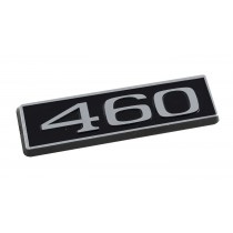 460 Ford Mustang Black Chrome Plated Engine Hood Scoop Emblem