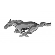 """2005-2009 Ford Mustang Chrome Running Horse Grille Emblem 8"""""""
